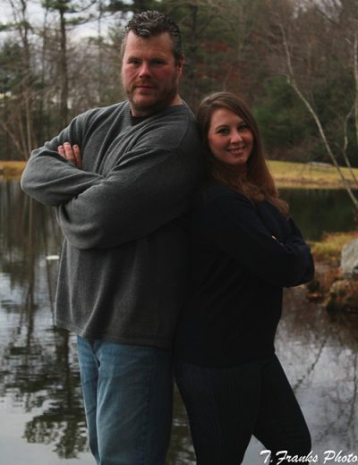 The couple that founded Phoenix Athletica in Pocono Summit, PA