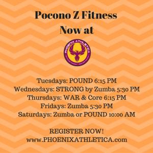 Pocono Z Fitness